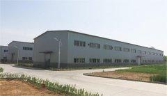 河南新百维食品科技有限公司钢结构厂房项目