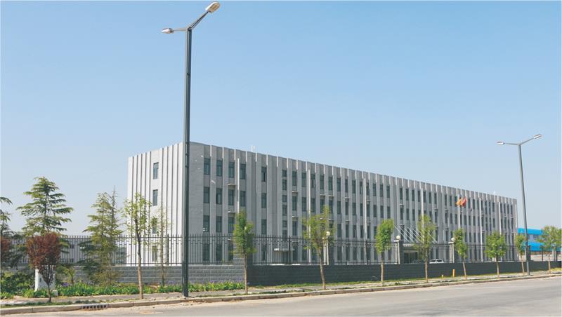 河南新百维食品科技有限公司办公楼项目